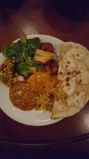 Mon assiette! :-)