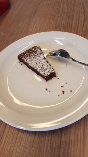 Excellent ce petit gâteau